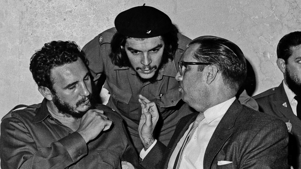 The turbulent Political conditions of Cuba