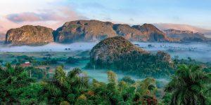 Adventure in the Cuban Vinales Valley