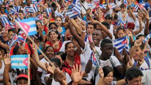 The Population in Cuba